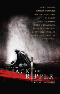 Tales of Jack the Ripper, edited by Ross Lockhart