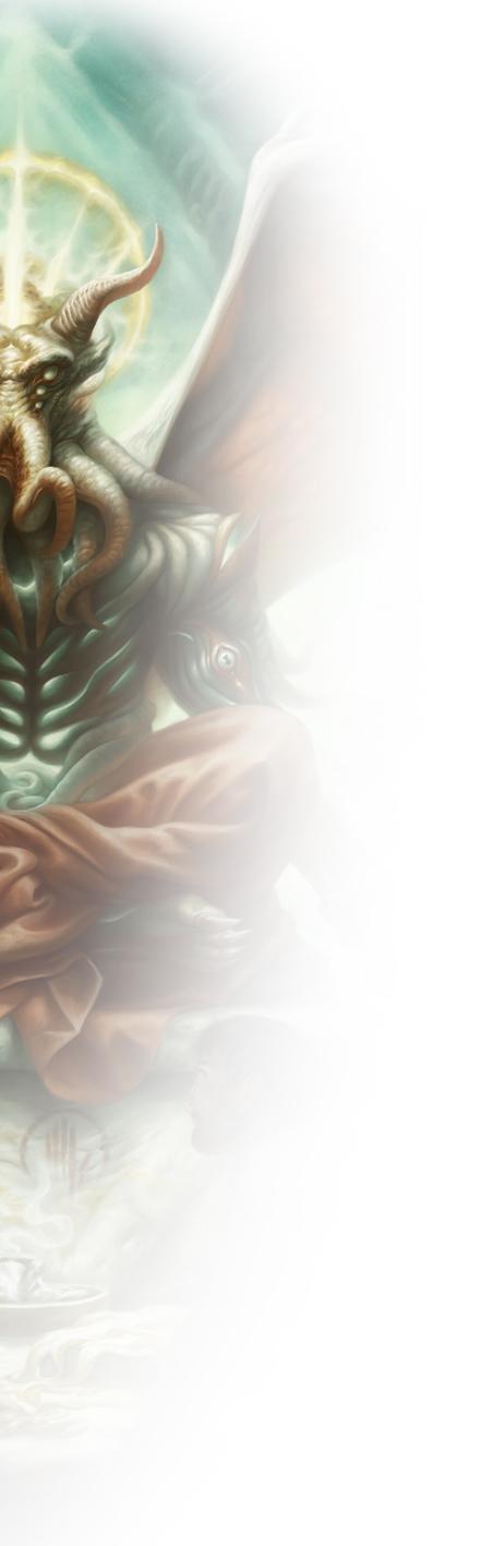 Cthulhusattva cover art (detail)